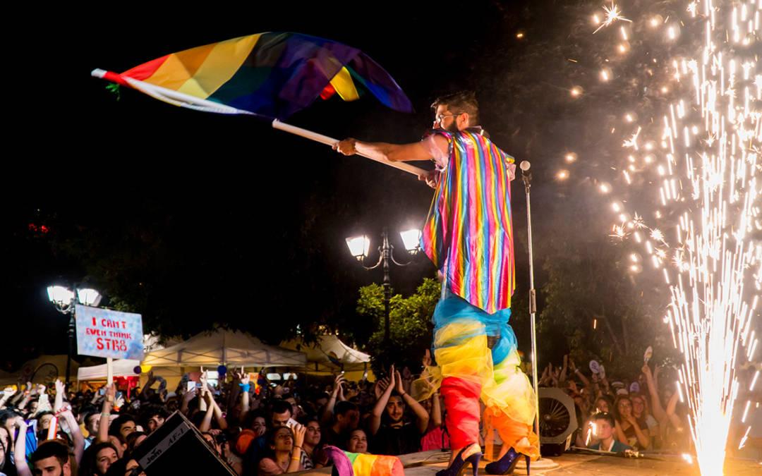 Δείτε το lineup για το Φετινό Athens Pride – #Παρούσα