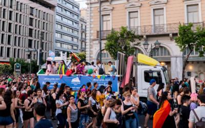 Προσβασιμότητα Athens Pride 2018