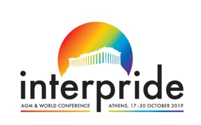 Athens Pride presentation at InterPride AGM & World Conference in Saskatoon