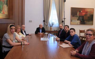 Κατάθεση Κοινής Δήλωσης – Υπομνήματος LGBTQI+ οργανώσεων για το δολοφονικό λιντσάρισμα του Ζακ Κωστόπουλου προς τον Πρόεδρο του Κοινοβουλίου και τους Υπουργούς