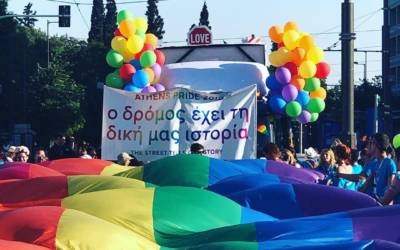 Athens Pride 2020 – your stories