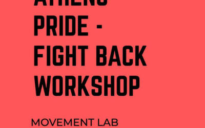 Athens Pride – Fight Back Workshop