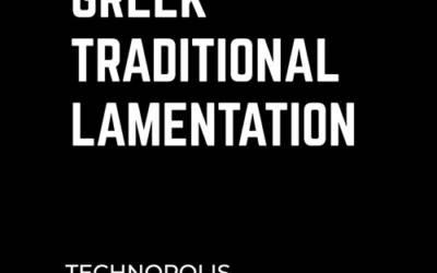 Greek Traditional Lamentation